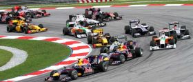 Watch or Stream Formula One Races
