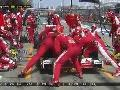 Formula 1 Chinese Grand Prix Race Highlights