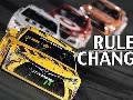 NASCAR Tweaks Rules For Kentucky, Michigan Races