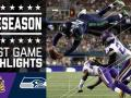 Vikings vs. Seahawks - Post Game Highlights