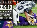Cowboys vs. Vikings (Week 13)