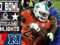 AFC vs. NFC - 2017 NFL Pro Bowl Game Highlights