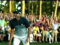 Highlights: Sergio Garcia overcomes Justin Rose in an epic battle to win the Masters