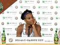 Venus Williams - Press Conference after Round 2 2017