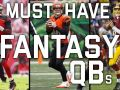 Must-Own Quarterbacks For Your 2017 Fantasy Team