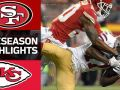 49ers vs. Chiefs - NFL Preseason Week 1 Game Highlights