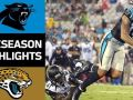Panthers vs. Jaguars - NFL Preseason Week 3 Game Highlights