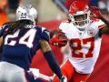 Kansas City Chiefs' Kareem Hunt announces himself with big NFL debut