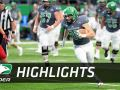 UND Football - Highlights: UND vs. Eastern Washington