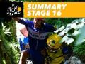 Summary - Stage 16 - Tour de France 2018