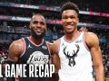 2019 NBA All-Star Game - Team Lebron vs Team Giannis