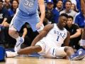 Duke's Zion Williamson Injured Early In North Carolina Game