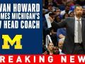 Juwan Howard becomes Michigan's new head coach