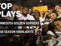 2018 Season Highlights: Minnesota Golden Gophers