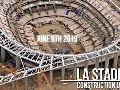 Rams Chargers LA Stadium Construction Tour