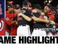 Nationals clinch first World Series trip