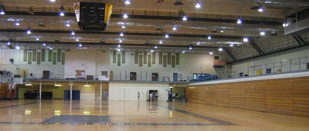 Football & Basketball Facilities at Appalachian State, Basketball Gym