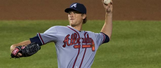 Atlanta Brave's pitcher Ross Detwiler, 7/28/15.