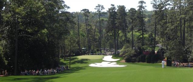 Augusta National Golf Club, Hole 10