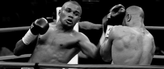 Felix Trinidad vs. Roy Jones. Jr at the Madison Square Garden