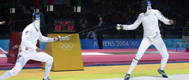 Fencing at Olympic Games