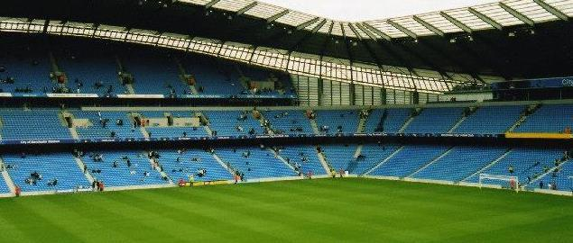 City of Manchester Stadium - Manchester City FC