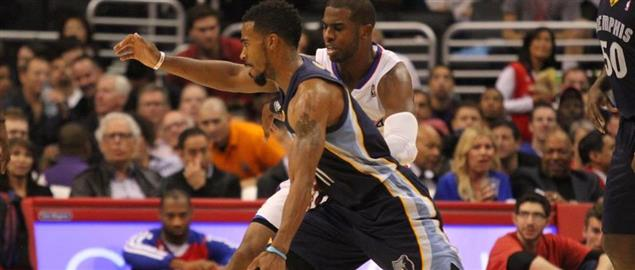 Mike Conley Jr. of the Memphis Grizzlies.