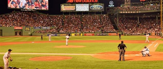 Fenway Park, Aug. 1, 2014 (Yankees vs. Red Sox)