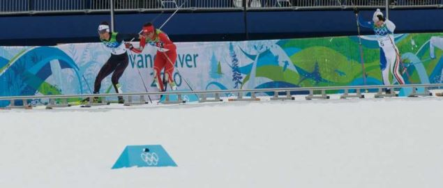 Men's Nordic Combined at the 2010 Winter Olympics.