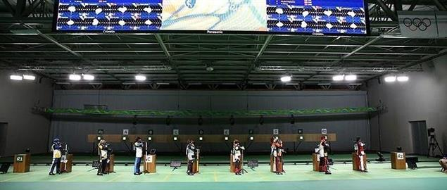 Shooting at the 2016 Olympics – Women's 10 metre air rifle