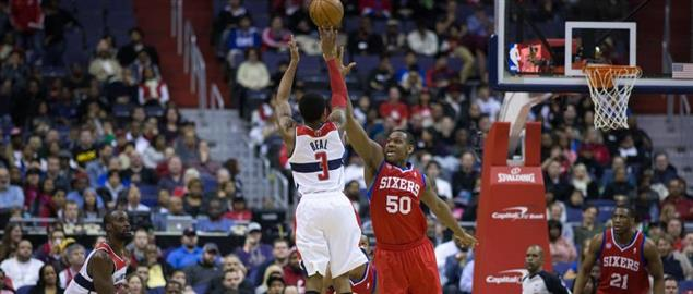 Philadelphia 76ers at Washington Wizards