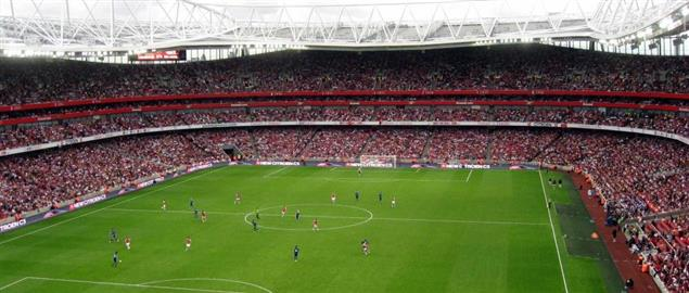 Arsenal vs Real Madrid