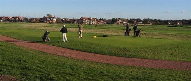 Royal Liverpool Golf Course, Hoylake