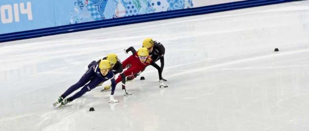 Women's 1000 metres short track speed skating at the 2014 Winter Olympics.