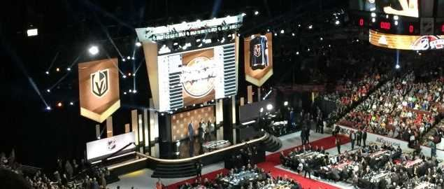 Vegas Golden Knights announced during the 2017 NHL draft